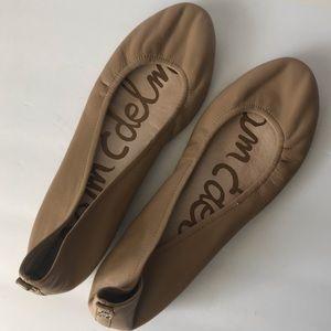 Sam Edelman Nude Ballet Flats